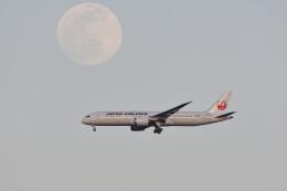 Cスマイルさんが、成田国際空港で撮影した日本航空 787-9の航空フォト(飛行機 写真・画像)
