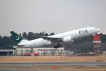 kenzy201さんが、成田国際空港で撮影したパキスタン国際航空 777-2Q8/ERの航空フォト(飛行機 写真・画像)