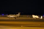 Kuuさんが、鹿児島空港で撮影したデンマーク企業所有 PC-12/47Eの航空フォト(飛行機 写真・画像)