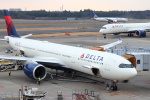 kenzy201さんが、成田国際空港で撮影したデルタ航空 A330-941の航空フォト(飛行機 写真・画像)
