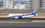 ハム太郎。さんが、羽田空港で撮影した全日空 A320-214の航空フォト(飛行機 写真・画像)