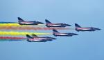 Seiiさんが、シンガポール・チャンギ国際空港で撮影した中国人民解放軍 空軍 J-10の航空フォト(飛行機 写真・画像)