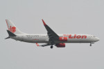 kuro2059さんが、ノイバイ国際空港で撮影したタイ・ライオン・エア 737-9GP/ERの航空フォト(飛行機 写真・画像)
