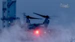 うみBOSEさんが、千歳基地で撮影したアメリカ海兵隊 MV-22Bの航空フォト(飛行機 写真・画像)