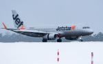 ひげじいさんが、庄内空港で撮影したジェットスター・ジャパン A320-232の航空フォト(飛行機 写真・画像)