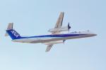 サボリーマンさんが、松山空港で撮影したANAウイングス DHC-8-402Q Dash 8の航空フォト(飛行機 写真・画像)