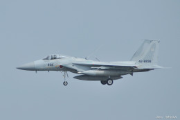 やまちゃんKさんが、那覇空港で撮影した航空自衛隊 F-15J Eagleの航空フォト(飛行機 写真・画像)