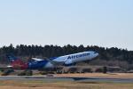 ポークさんが、成田国際空港で撮影したエアカラン A330-941の航空フォト(飛行機 写真・画像)