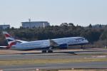 ポークさんが、成田国際空港で撮影したブリティッシュ・エアウェイズ 787-9の航空フォト(飛行機 写真・画像)