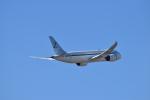ポークさんが、成田国際空港で撮影したZIPAIR 787-8 Dreamlinerの航空フォト(飛行機 写真・画像)