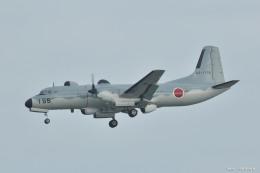 やまちゃんKさんが、那覇空港で撮影した航空自衛隊 YS-11A-305EBの航空フォト(飛行機 写真・画像)