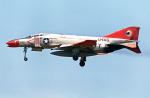A-330さんが、ヴェンチュラ・カウンティ=ポイントムグ海軍航空ステーションで撮影したアメリカ海軍 F-4N Phantom IIの航空フォト(飛行機 写真・画像)