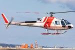 まんぼ しりうすさんが、富山空港で撮影した朝日航洋 AS350B3 Ecureuilの航空フォト(飛行機 写真・画像)