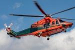まんぼ しりうすさんが、富山空港で撮影した富山県消防防災航空隊 AW139の航空フォト(飛行機 写真・画像)