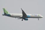 kuro2059さんが、ノイバイ国際空港で撮影したバンブー・エアウェイズ A321-251Nの航空フォト(飛行機 写真・画像)