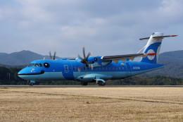 pringlesさんが、天草飛行場で撮影した天草エアライン ATR-42-600の航空フォト(飛行機 写真・画像)