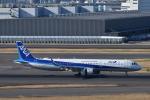 ぬま_FJHさんが、羽田空港で撮影した全日空 A321-272Nの航空フォト(飛行機 写真・画像)