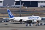 ぬま_FJHさんが、羽田空港で撮影した全日空 767-381Fの航空フォト(飛行機 写真・画像)