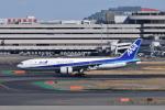 ぬま_FJHさんが、羽田空港で撮影した全日空 777-281/ERの航空フォト(飛行機 写真・画像)