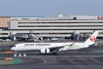 ぬま_FJHさんが、羽田空港で撮影した日本航空 A350-941の航空フォト(飛行機 写真・画像)