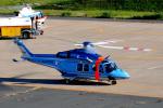 Daisuke_aizさんが、花巻空港で撮影した福島県警察 AW139の航空フォト(飛行機 写真・画像)