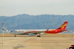 raiden0822さんが、関西国際空港で撮影した香港航空 A330-343Xの航空フォト(飛行機 写真・画像)