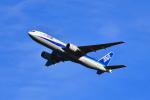 beimax55さんが、羽田空港で撮影した全日空 777-281/ERの航空フォト(飛行機 写真・画像)