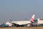 Tango Alphaさんが、成田国際空港で撮影したチャイナエアライン A350-941XWBの航空フォト(飛行機 写真・画像)