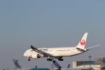 Tango Alphaさんが、成田国際空港で撮影した日本航空 787-9の航空フォト(飛行機 写真・画像)