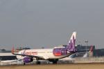 Tango Alphaさんが、成田国際空港で撮影した香港エクスプレス A321-231の航空フォト(飛行機 写真・画像)