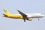 エアさんが、成田国際空港で撮影したバニラエア A320-214の航空フォト(飛行機 写真・画像)