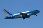 採れたてほしいもさんが、成田国際空港で撮影した東方公務航空 A318-112 CJ Eliteの航空フォト(飛行機 写真・画像)