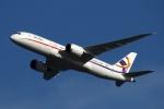 採れたてほしいもさんが、羽田空港で撮影した金鹿航空 787-8 Dreamlinerの航空フォト(飛行機 写真・画像)