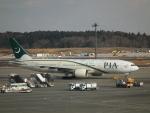 ヒコーキグモさんが、成田国際空港で撮影したパキスタン国際航空 777-240/ERの航空フォト(飛行機 写真・画像)