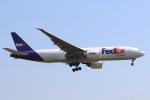 エアさんが、成田国際空港で撮影したフェデックス・エクスプレス 777-F28の航空フォト(飛行機 写真・画像)
