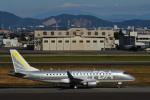 Daisuke_aizさんが、名古屋飛行場で撮影したフジドリームエアラインズ ERJ-170-200 (ERJ-175STD)の航空フォト(飛行機 写真・画像)