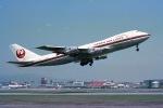 @たかひろさんが、伊丹空港で撮影した日本航空 747SR-46の航空フォト(飛行機 写真・画像)