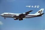 tassさんが、成田国際空港で撮影したタイ国際航空 747-2D7Bの航空フォト(飛行機 写真・画像)
