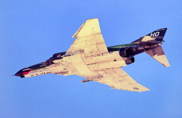 A-330さんが、ネリス空軍基地で撮影したアメリカ空軍 F-4E Phantom IIの航空フォト(飛行機 写真・画像)