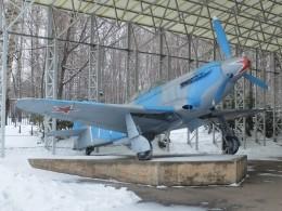 Smyth Newmanさんが、大祖国戦争中央博物館で撮影したソビエト空軍 Yak-3Mの航空フォト(飛行機 写真・画像)