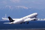 yabyanさんが、中部国際空港で撮影したルフトハンザドイツ航空 A340-313Xの航空フォト(飛行機 写真・画像)
