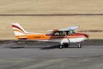 yabyanさんが、名古屋飛行場で撮影した北日本航空 172M Ramの航空フォト(飛行機 写真・画像)