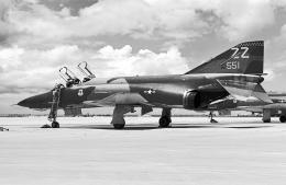 A-330さんが、那覇空港で撮影したアメリカ空軍 RF-4Cの航空フォト(飛行機 写真・画像)