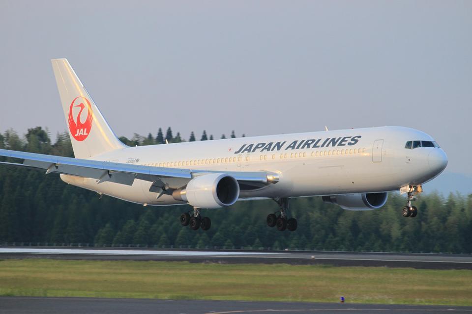 Kuuさんの日本航空 Boeing 767-300 (JA658J) 航空フォト