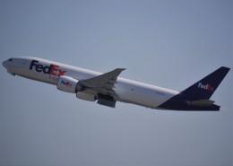 takikoki50000さんが、関西国際空港で撮影したフェデックス・エクスプレス 777-FS2の航空フォト(飛行機 写真・画像)