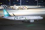 SGR RT 改さんが、羽田空港で撮影した春秋航空 A320-251Nの航空フォト(飛行機 写真・画像)