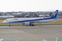 HEATHROWさんが、高知空港で撮影した全日空 A321-272Nの航空フォト(飛行機 写真・画像)
