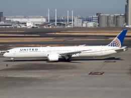 FT51ANさんが、羽田空港で撮影したユナイテッド航空 787-10の航空フォト(飛行機 写真・画像)