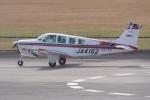 HEATHROWさんが、高知空港で撮影した航空大学校 A36 Bonanza 36の航空フォト(飛行機 写真・画像)