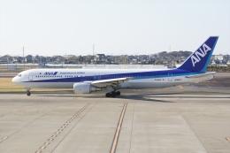 HEATHROWさんが、高知空港で撮影した全日空 767-381/ERの航空フォト(飛行機 写真・画像)